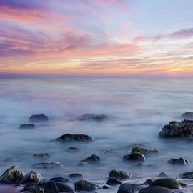 Elena Chukhlebova - Ocean sunset