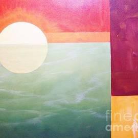 Paul Henderson - Ocean Sunset