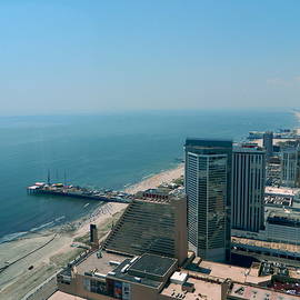 Ocean View - Atlantic City by Arlane Crump