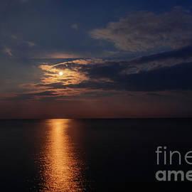 Moon Path by Viktor Birkus