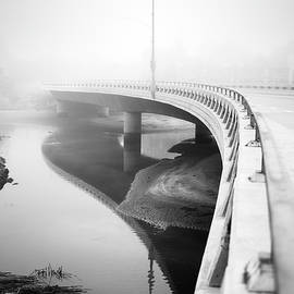Oceanside Foggy Bridge by William Dunigan