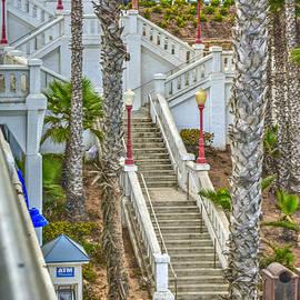 Oceanside Steps by David Zanzinger