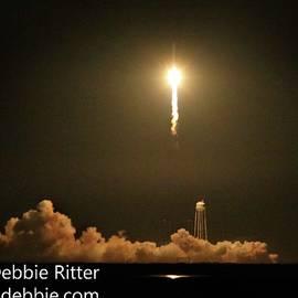 October 17 2016 Antares' Return Flight At Wallops D by Captain Debbie Ritter