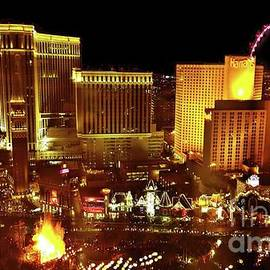 Janette Boyd - October Night in Las Vegas