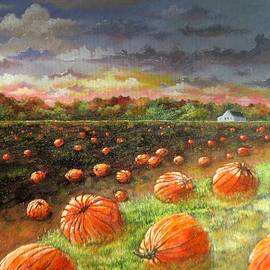 Brian Mickey - October Pumpkins