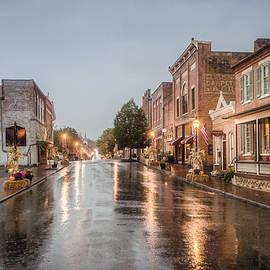 October Rain by Jim Love