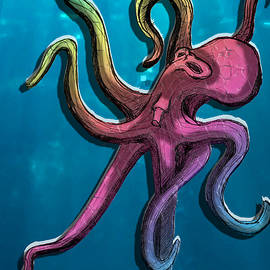 Michelle Rene Goodhew - Octopus