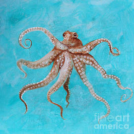 Robin Maria Pedrero - Octopus