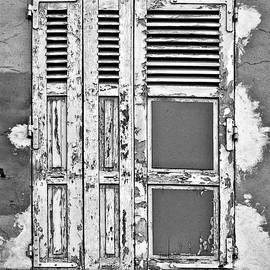 Nikolyn McDonald - Odd Pair - Shutters