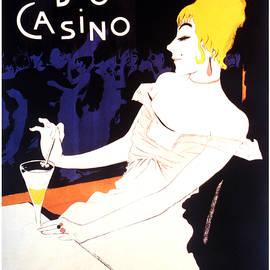 Studio Grafiikka - Odeon Casino - Vintage Advertising Poster