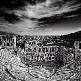 Ian Good - Odeon of Herodes Atticus