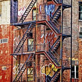 Claude LeTien - Off Park Avenue