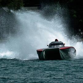 Off Shore Racing by Randy J Heath