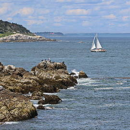 Marcel  J Goetz  Sr - Off The Coast Of Maine