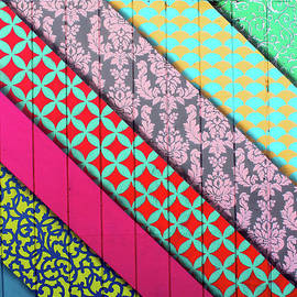 Colleen Kammerer - Off the Wall - Pattern 3