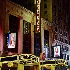 Frozen in Time Fine Art Photography - Ohio and State Theaters