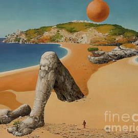 Ohrid Beach by Vasko Taskovski