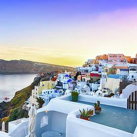 Stavros Argyropoulos - Oia, Santorini - Greece
