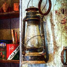 Brian Wallace - Kerosene Lamp And Horseshoe