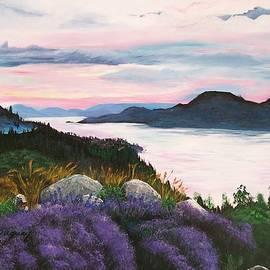 Sharon Duguay - Okanagan Lake Canada