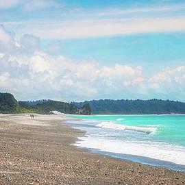 Joan Carroll - Okarito Beach New Zealand Artistic