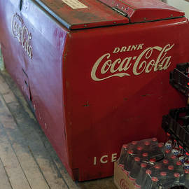 Old And New Coca Cola  by Terry DeLuco