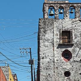 Old And New Communication, San Miguel 2014 by Chris Honeyman