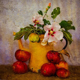 Old Apples and Blossoms by Anna Louise