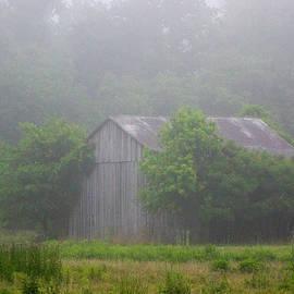Old Barn by Buddy Scott