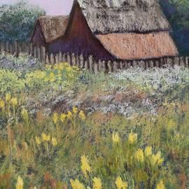 Nancy Jolley - Old Barn in Spring