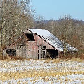 Steve Gass - Old Barn, Indiana