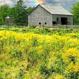 Mark Sellers - Old Barn