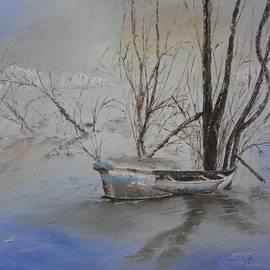 Maria Woithofer - Old boat