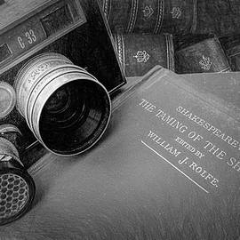 Pat Cook - Old books and cameras