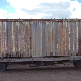 Old Boxcar by Gordon Elwell