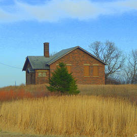 Curtis Tilleraas - Old Brick Schoolhouse