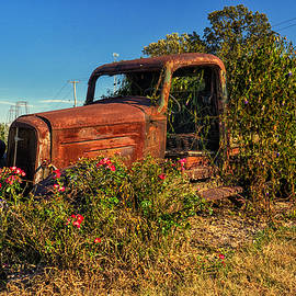 Old Chevrolet Pickup in the Missouri River Valley DSC08998 by Greg Kluempers