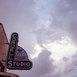 Old Cordell Photo Studio by Toni Hopper