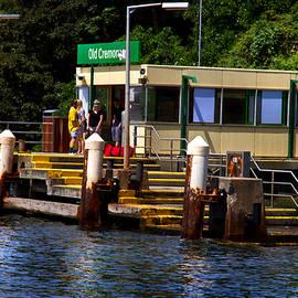 Miroslava Jurcik - Old Cremorne Wharf