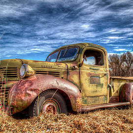 Chad Rowe - Old Dodge Truck 10