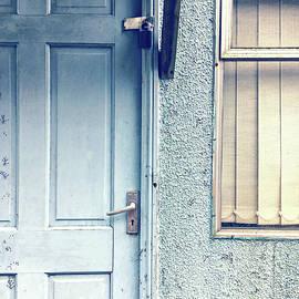 Old door and window - Tom Gowanlock