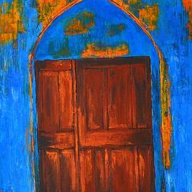 Dimitra Papageorgiou - Old Door