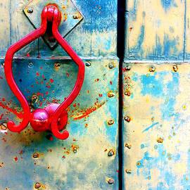 Old Door by Nino Oriolo