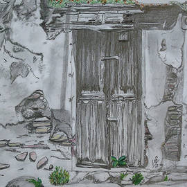 Old doors 3 by Maria Woithofer