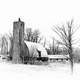 Old Farmstead by John Radosevich