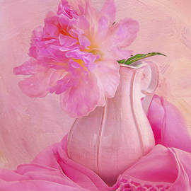 Daphne Sampson - Old Fashion Pink Peony