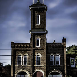 Old Fire Hall in Meaford by Andrew Wilson