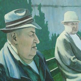 Old Friends by Susan Lafleur