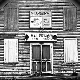 Old General Store Yancey County NC by Claudia O'Brien