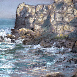 Christopher Reid - Old Harbor Cliffs